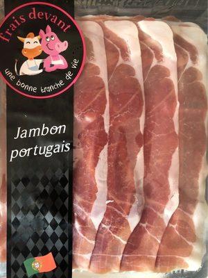 Jambon sec Portugais 100 g