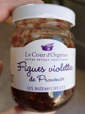 Figues violettes de Provence