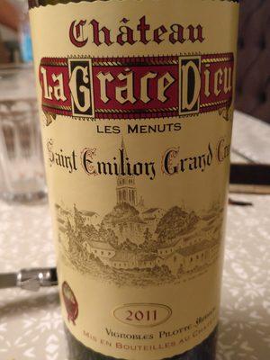 saint Émilion grand cru