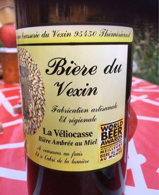 Bière LA VÉLIOCASSE