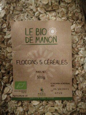 Flocons 5 Céréales