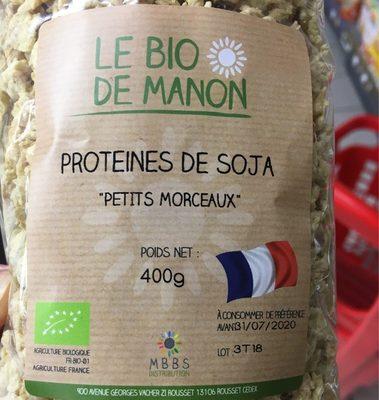 Proteines de soja
