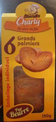 Grands palmiers
