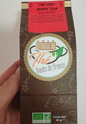 Thé vert Poppy Tea