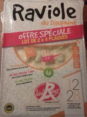 Raviole du Dauphiné