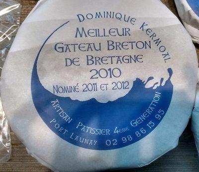 Meilleur Gâteau Breton de Bretagne