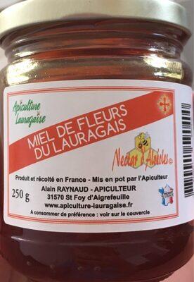 Miel de fleurs du lauragais