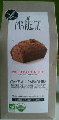 Préparation Pour Cake Au Rapadura Sans Gluten