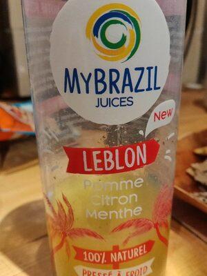 Pomme citron menthe
