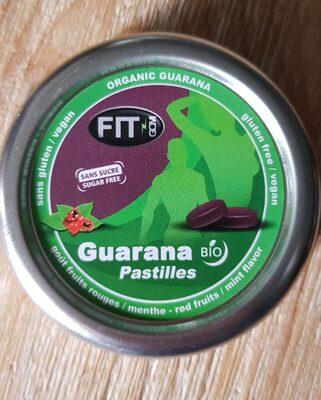 Guarana Pastilles Bio