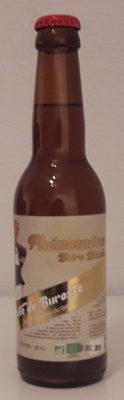 Cuvée Phénomène Bière Blonde