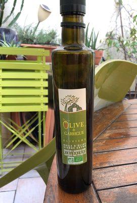 Olive et Garrigue