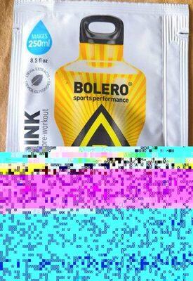 Bolero Energy Boost Drink