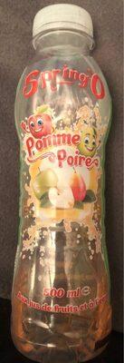 Spring'O Pomme Poire
