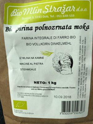 Bio Pirina Moka