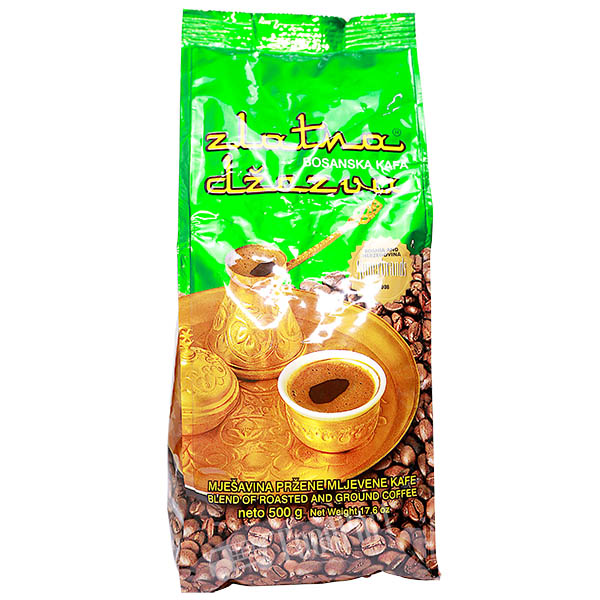 Zlatna Bosanska Coffee