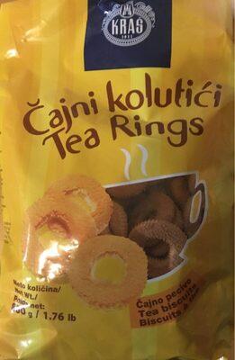 Čajni kolutići tea rings