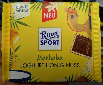 Marhaba Joghurt Honig Nuss
