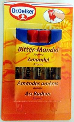 Bitter-Mandel Aroma