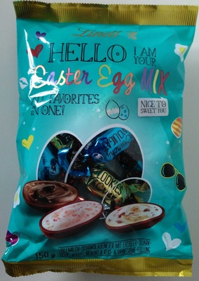Hello I Am Your Easter Egg Mix