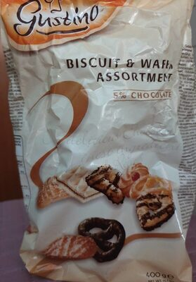 Biscuit & Wafer Assortment
