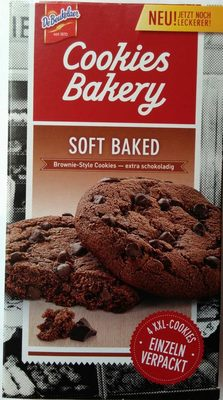 Soft Baked Brown-Style Cookies