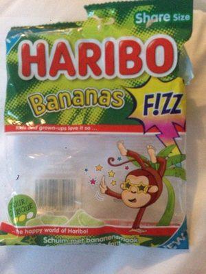Bananas fizz