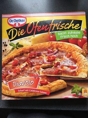Dr. Oetker - Die Ofenfrische (Diavolo)
