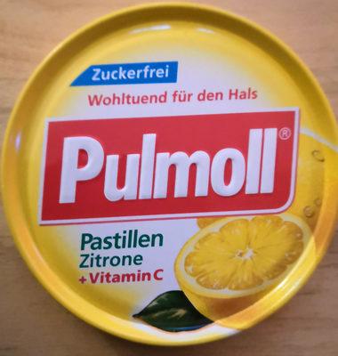 Pulmoll Pastillen Zitrone