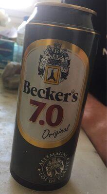 Becker's 7.0 original