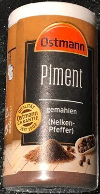 Piment gemahlen (Nelken-Pfeffer)