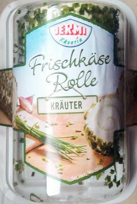 Frisckäse Rolle Kräuter