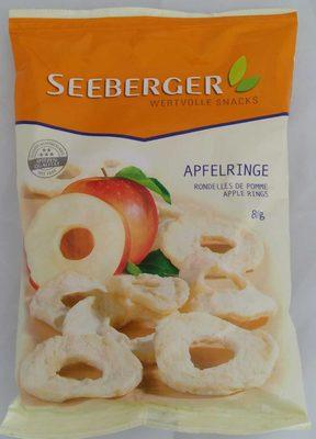 Rondelles de pommes séchées