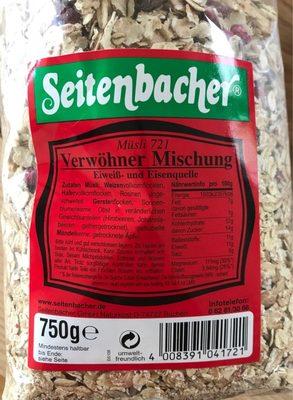 Seitenbacher 721 Verwöhner Mischung