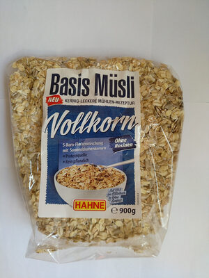 Basis Müsli Vollkorn