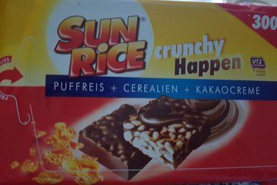 Crunchy happen