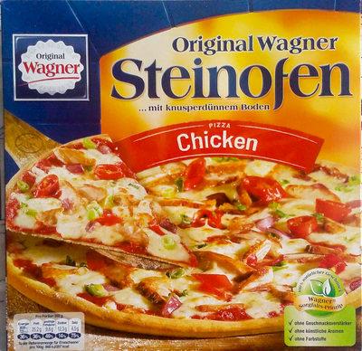 Steinofen Pizza Chicken
