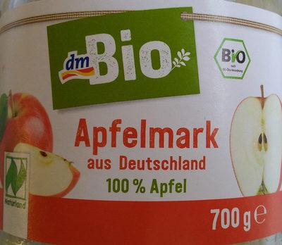 Apfelmark aus Deutschland