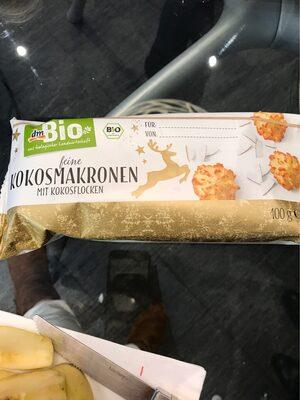 Feine Kokosmakronen, Mit Kokosflocken