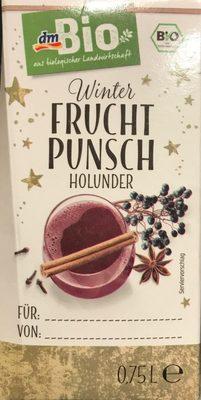 Winter Fruchtpunsch Holunder