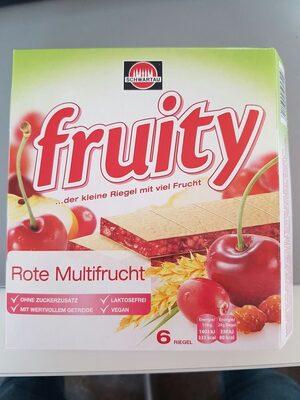 Fruity Rote Früchte