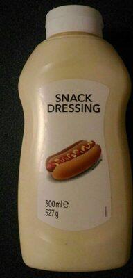 Snack Dressing Hot Dog Sauce