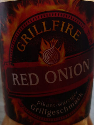 Grillfire Red Onion