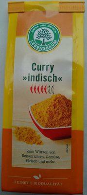 Curry indisch