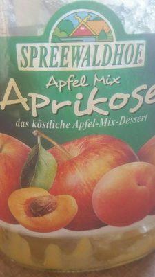 Apfel Mix, Aprikose