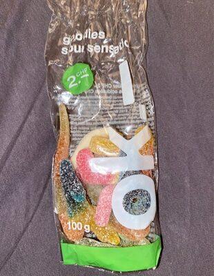 goodies sour sensation (bonbons)
