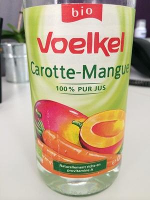 Carotte mangue