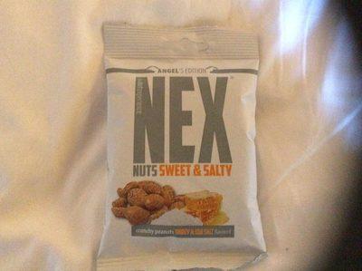 Nuts sweet & salty