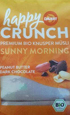 Happy crunch