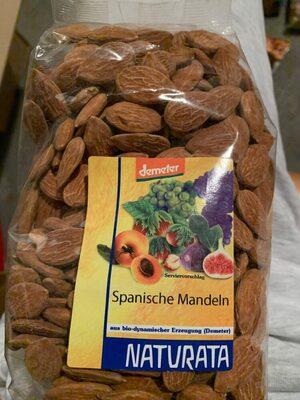 Spanische Mandeln
